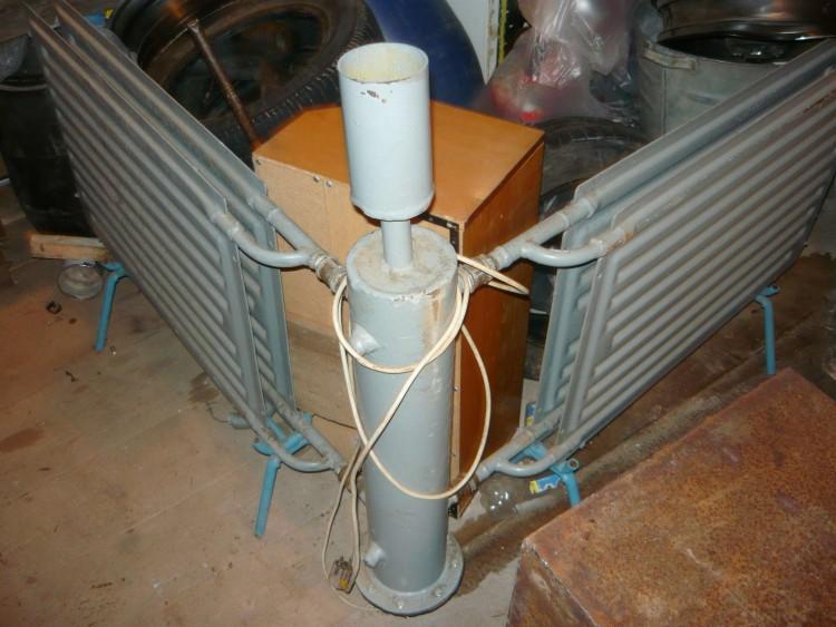 Как сделать водяное отопление из тена - Zerli.ru